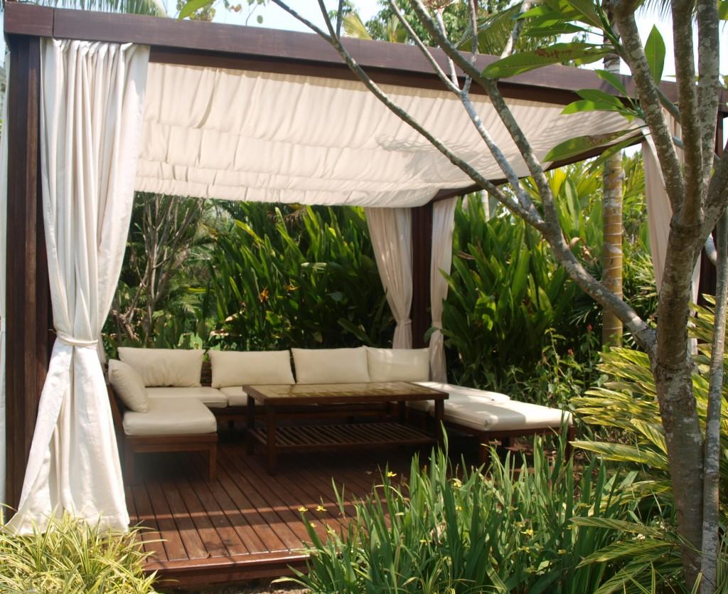 Backyard canopies