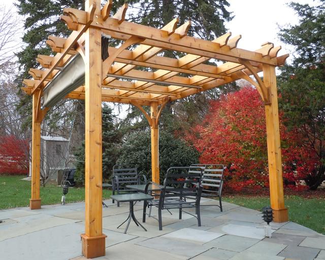 Backyard canopies gazebos