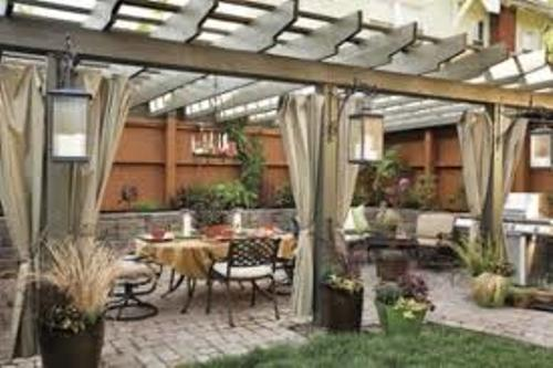Backyard deck and patio designs large and beautiful for Decks and patios design ideas