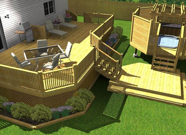 Backyard Deck Designs backyard deck design ideas stunning patio and deck designs 17 best ideas about deck design on Backyard Decks Designs Photo4design Your Home