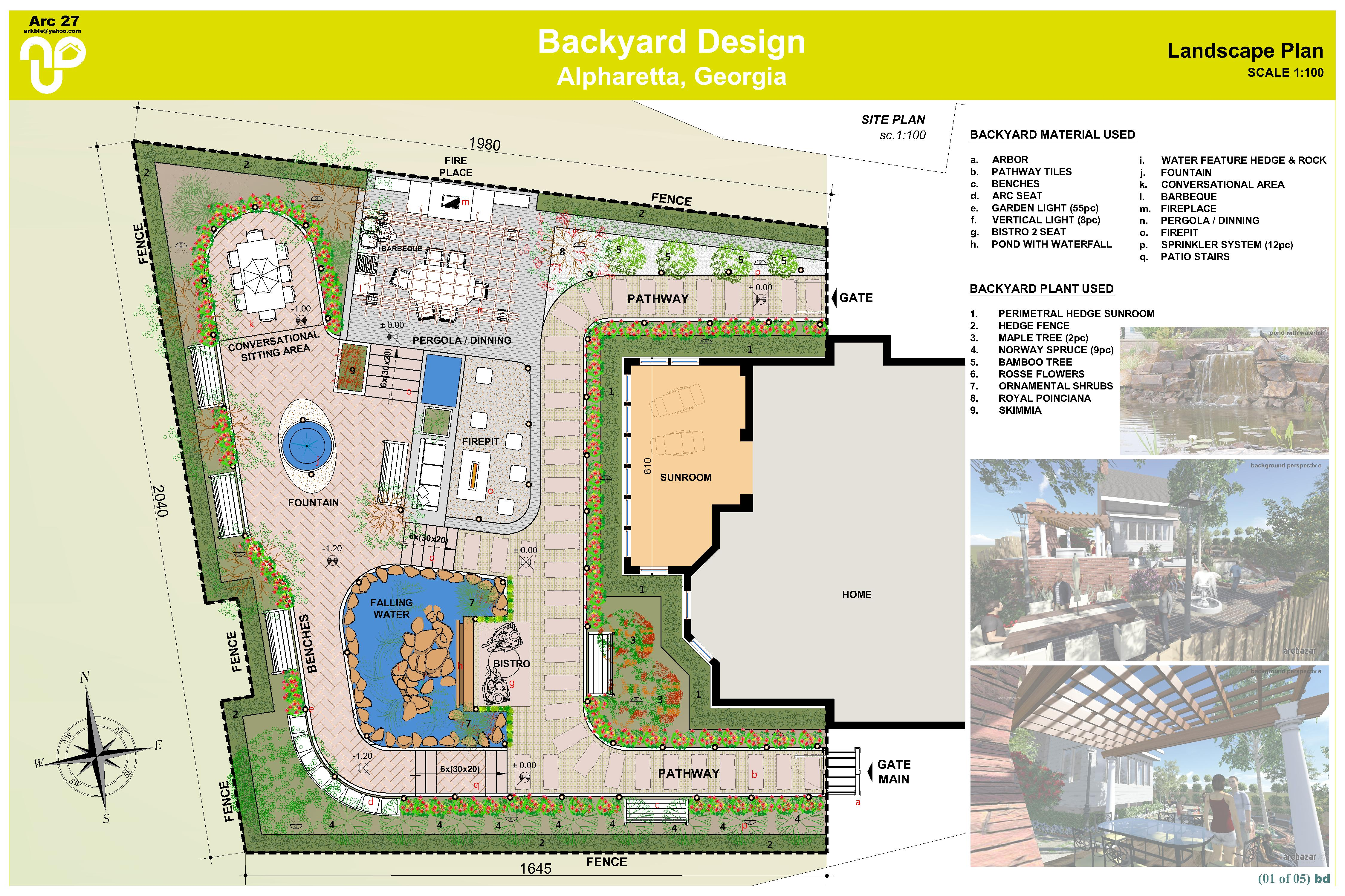 Backyard garden design plans large and beautiful photos for Garden design plans
