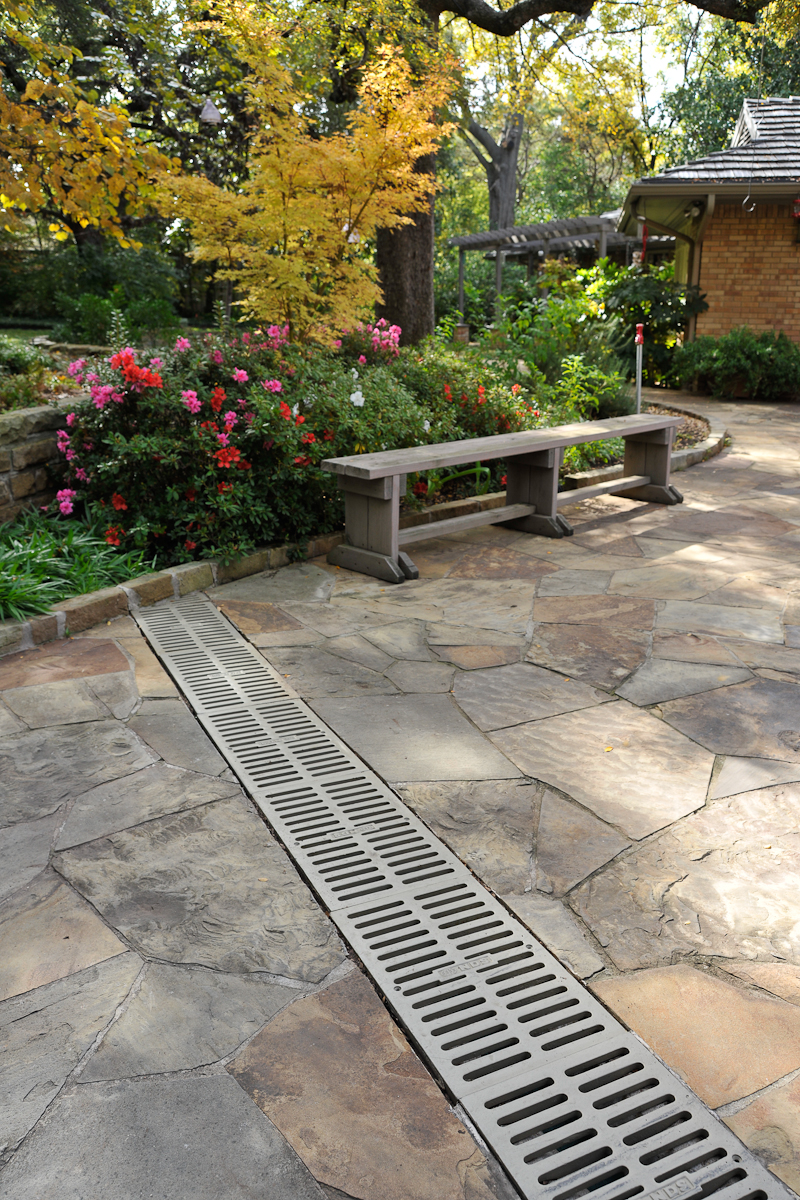 Backyard drainage system Photo - 7 | Design your home
