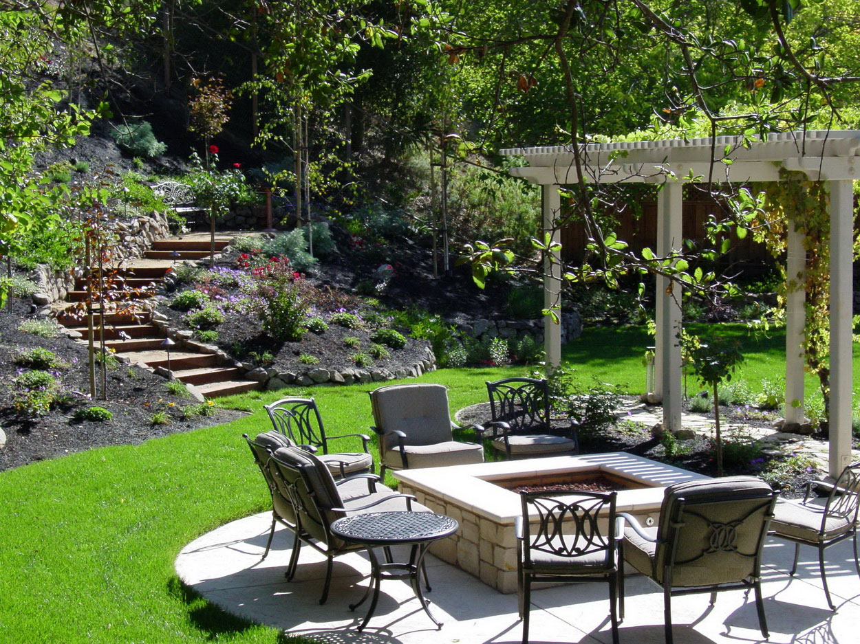 backyard fire pit large and beautiful photos photo to select