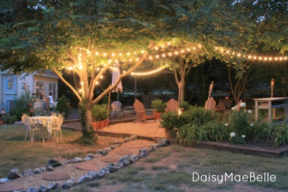 Backyard fire pit area Photo - 4 | Design your home