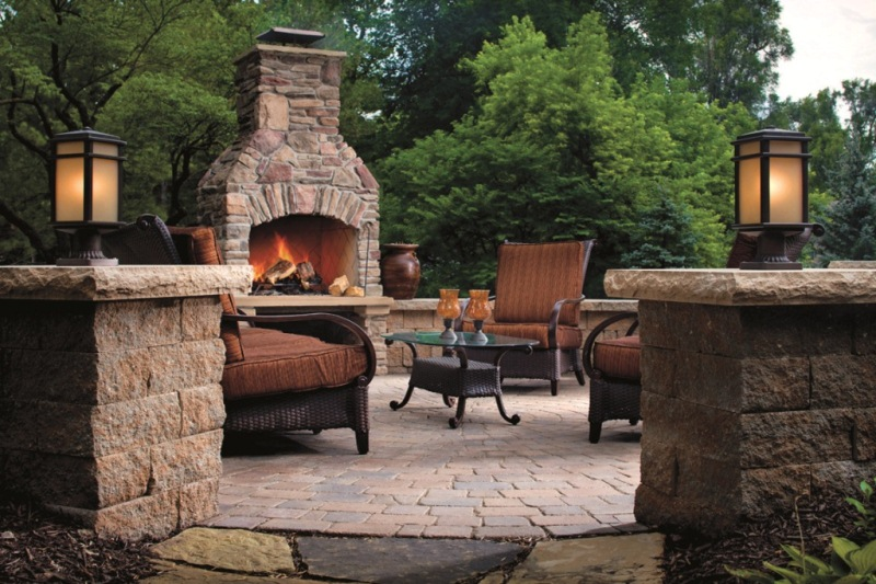 backyard fire pit design photo 7 design your home