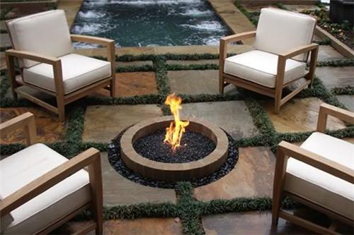 fire pit patio design ideas - Patio Design Ideas With Fire Pits