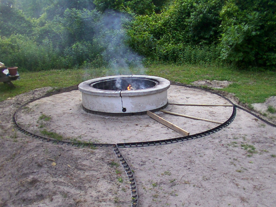 Backyard fire pit ideas landscaping Photo - 6 | Design your home