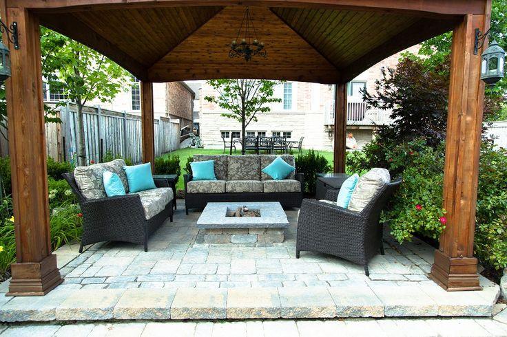 Backyard Gazebo Ideas Photo 6