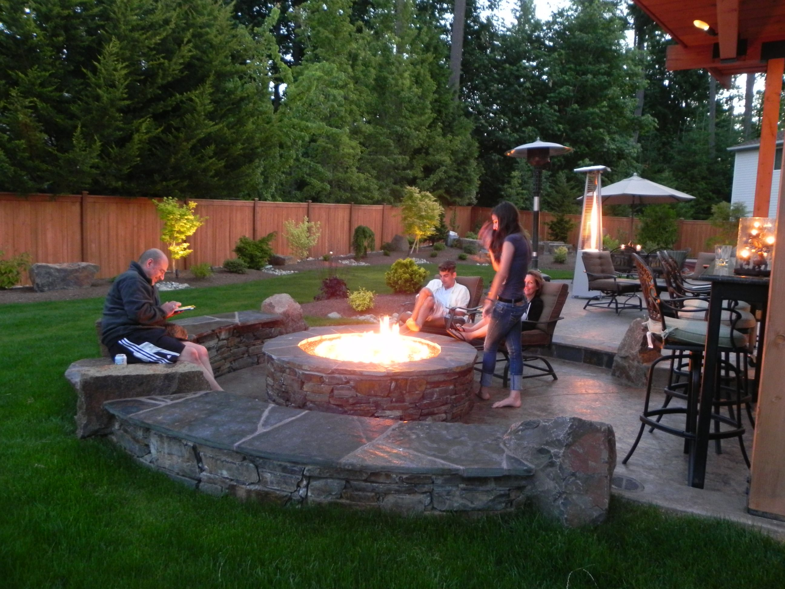 Backyard Grill Ideas Photo Design Your Home - Backyard barbecue design ideas