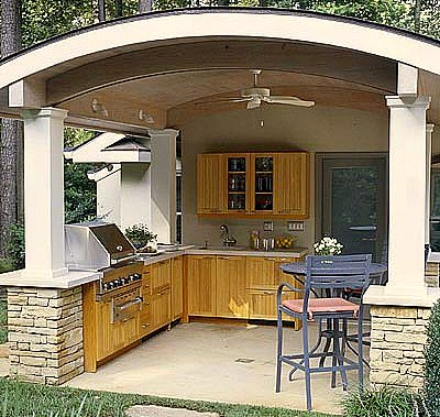 Backyard Kitchen Pictures Backyard Kitchen Ideas Part 46