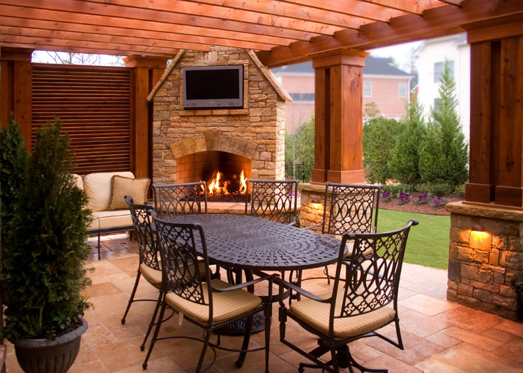 Backyard Living Ideas backyard living space photo - 6 | design your home