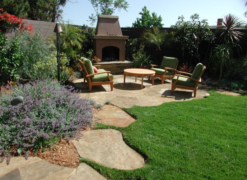 ... Ideas On A Budget Backyard Makeovers On A Budget Backyard Landscaping  ...