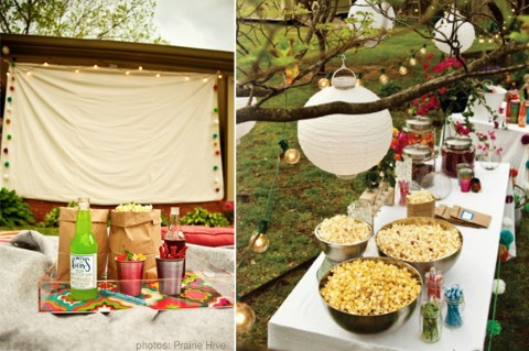 backyard party decorating ideas | backyard design and backyard ideas