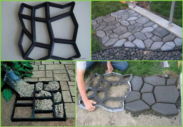 Backyard Pathway Ideas Photo Design Your Home - Backyard walkway ideas