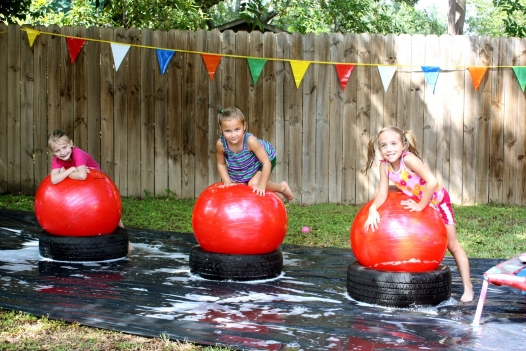 Backyard play area ideas Photo - 1