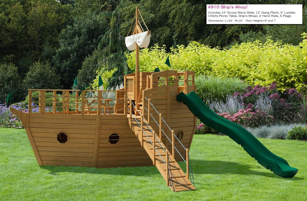 Backyard playhouse ideas Photo - 1