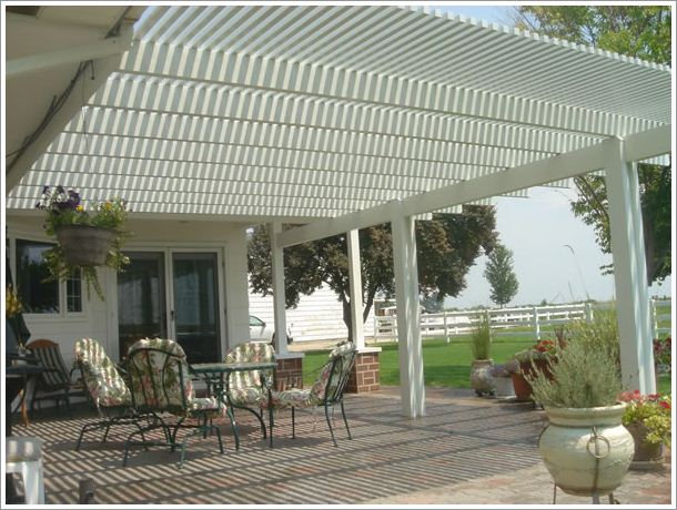 Merveilleux Backyard Shade Options Photo   3