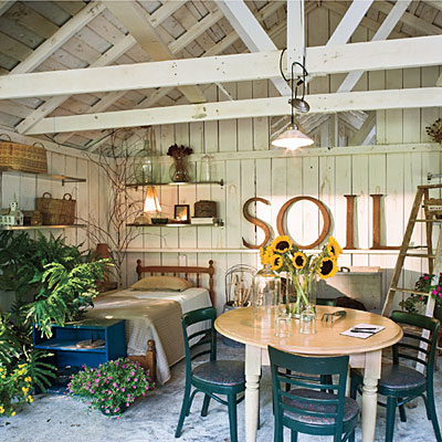 Backyard shed ideas Photo 4 Design your home