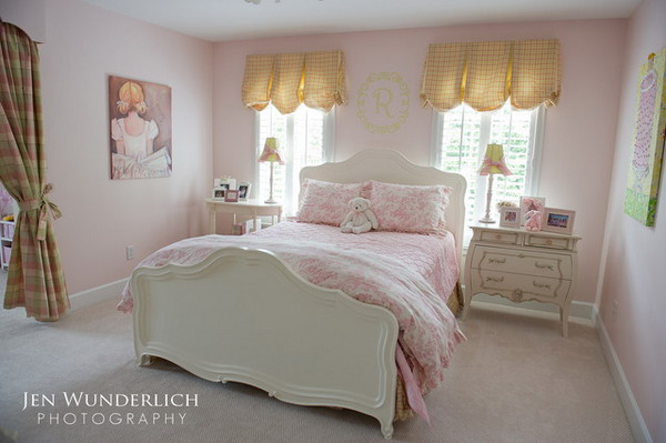 Ballerina Bedroom Decor Photo   4