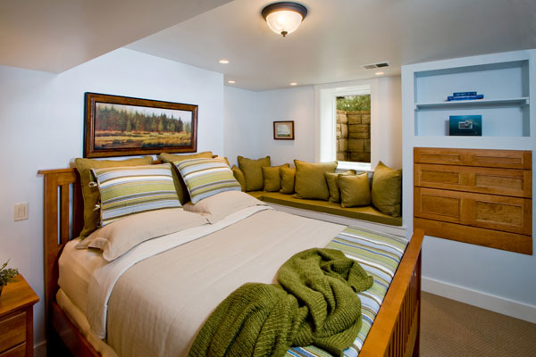 Basement bedroom ideas Photo - 1