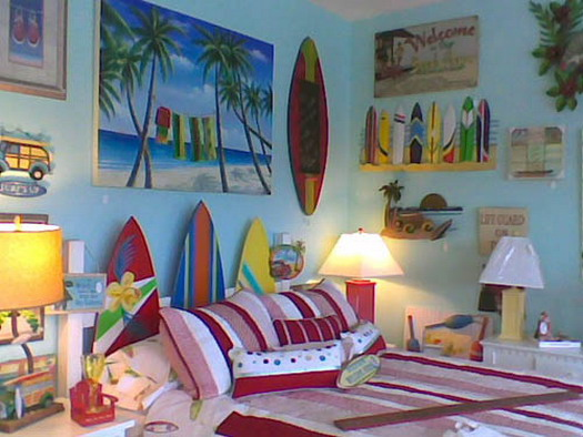 Beach bedroom Photo - 1