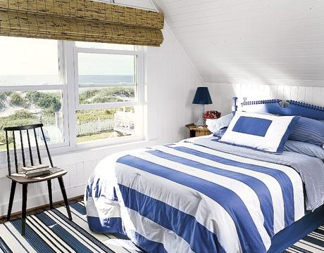 Beach bedroom decor Photo - 1
