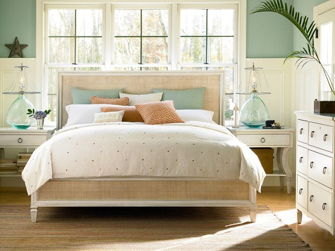 Beach bedroom decorating ideas Photo - 1