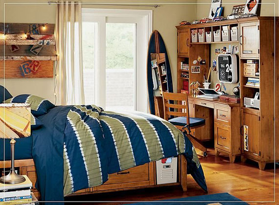Beach bedroom themes Photo - 1