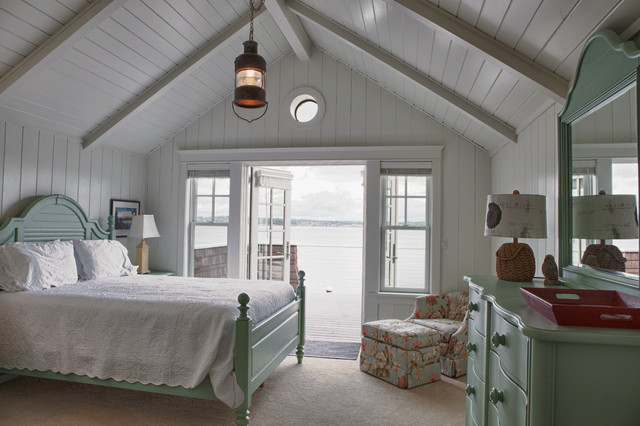 Beach cottage bedrooms Photo - 1
