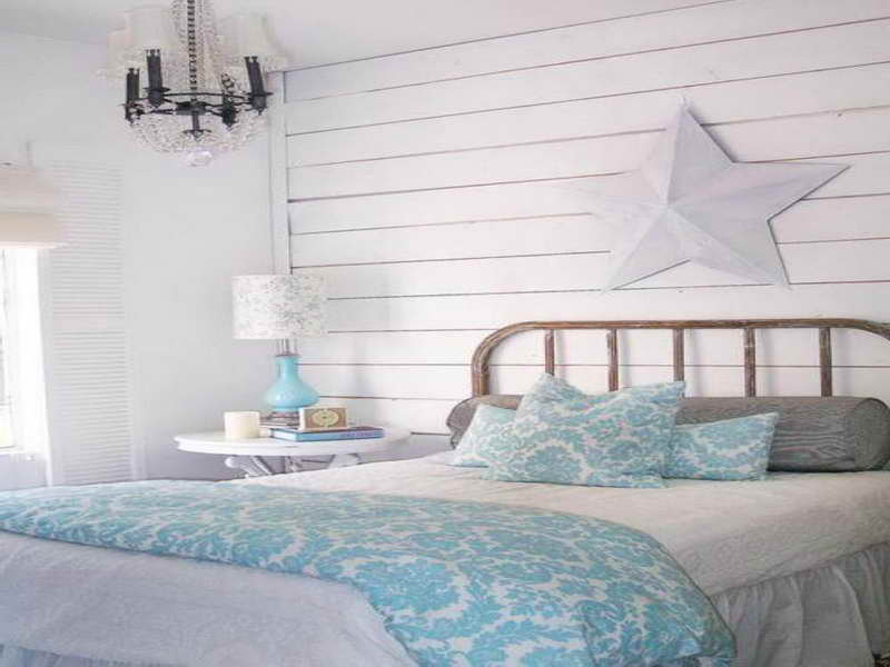 Beach decor bedroom ideas Photo - 1