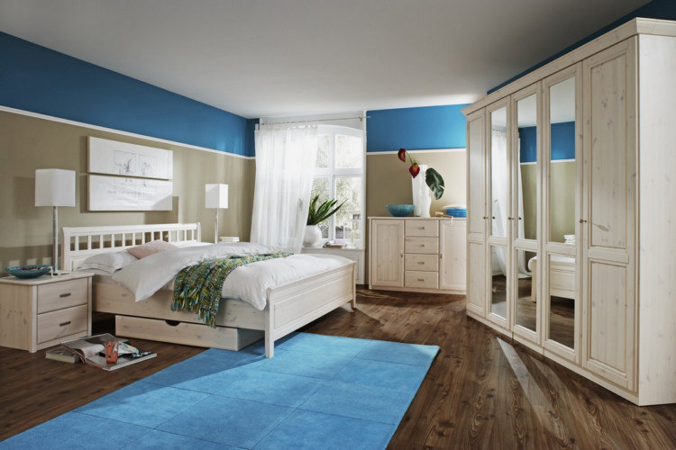 Beach decorated bedrooms Photo - 1