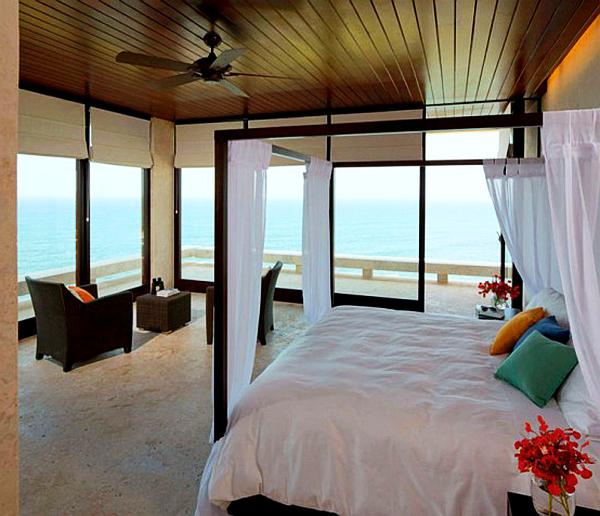 Beach house bedroom decor Photo - 1