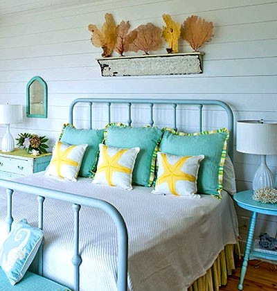 Beach theme bedroom Photo - 1