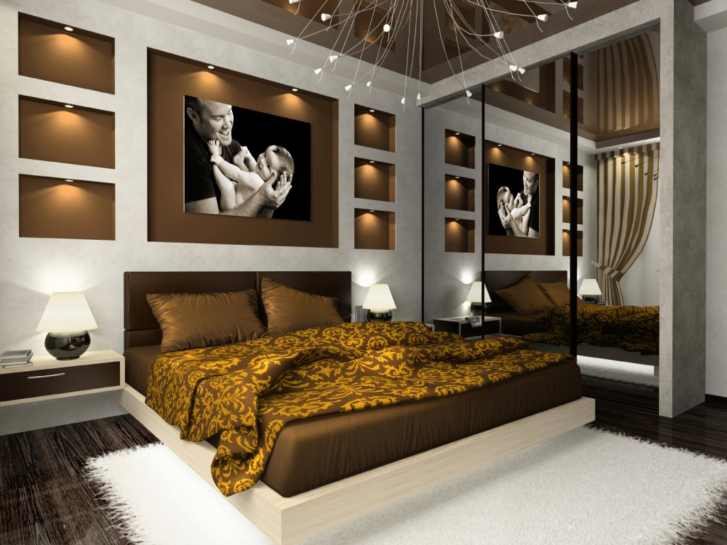 Beautiful bedroom interiors - Beautiful Bedroom Decor