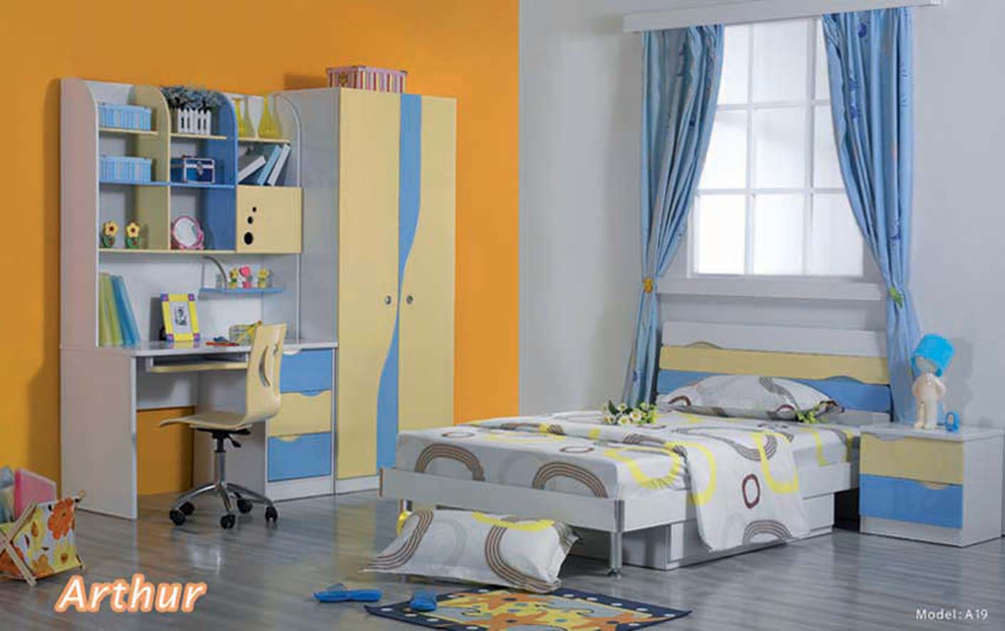 Beautiful kids bedrooms Photo - 1