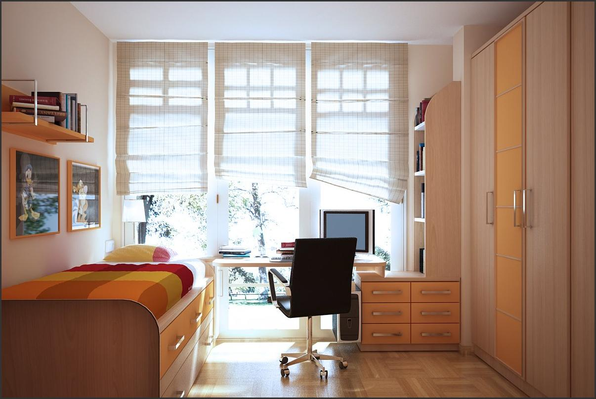 Bed ideas for small bedrooms Photo - 1