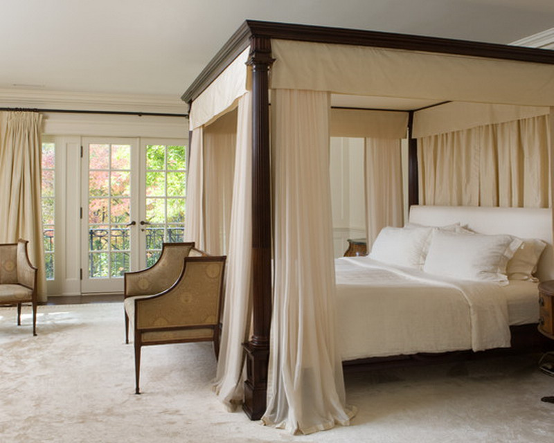 Bedroom canopy ideas Photo - 1
