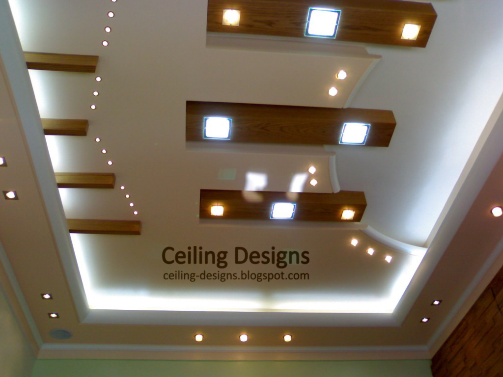 Bedroom ceiling decorations Photo - 1