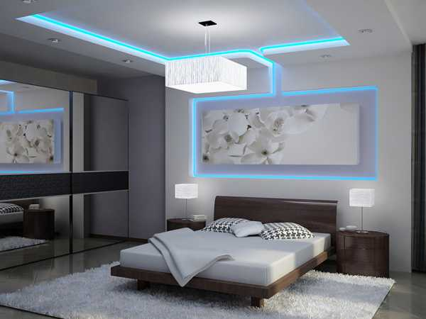 Bedroom ceiling light fixture - large and beautiful photos. Photo ...
