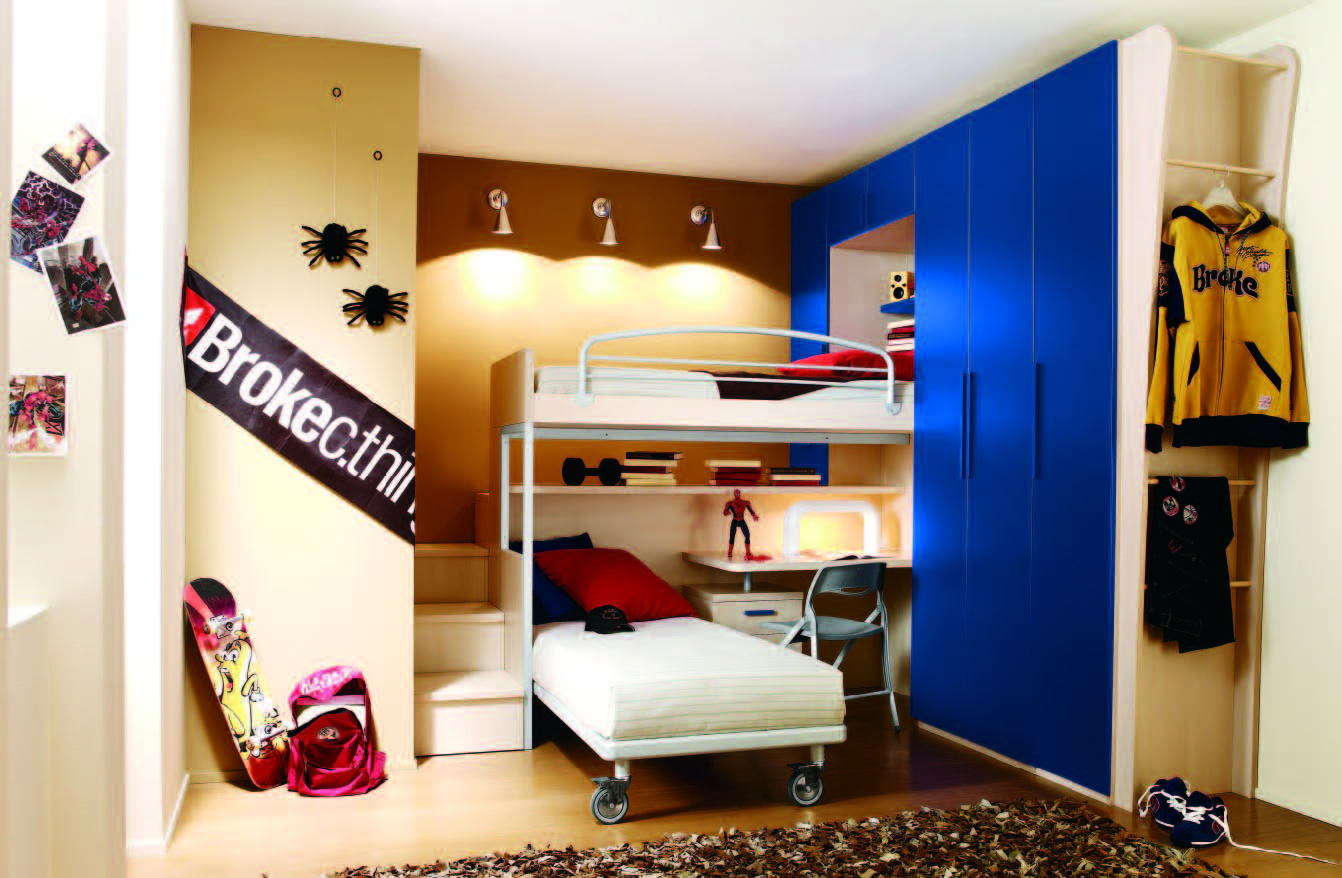 Bedroom closet designs Photo - 1