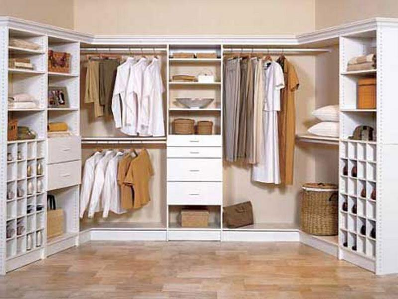 Bedroom closet organizers Photo - 1