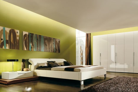 Bedroom Color Design Ideas ...