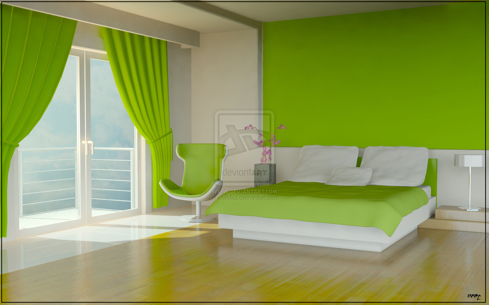 Bedroom color ideas Photo - 1