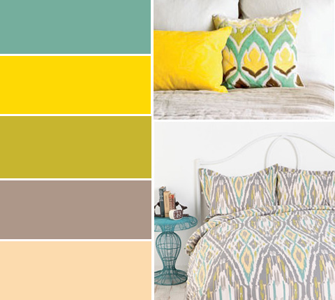 Bedroom color palette ideas Photo - 1
