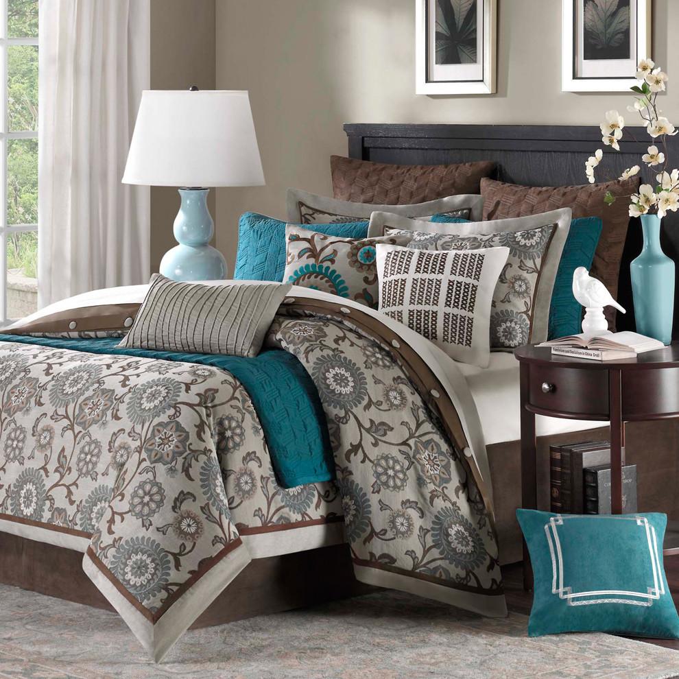 Bedroom color schemes ideas Photo - 1