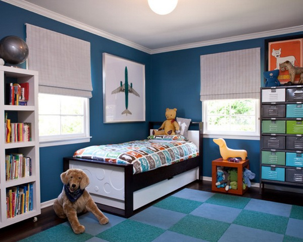 Bedroom colors for boys ...