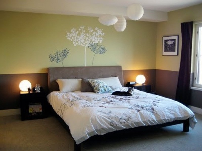 Bedroom colors for couples Photo - 1
