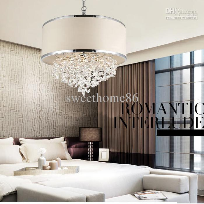 Awesome Bedroom Crystal Chandeliers Photo   6