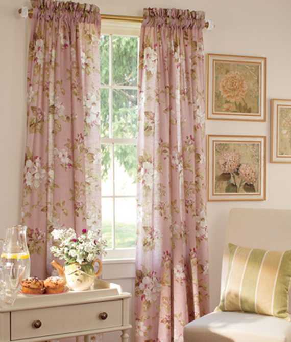 Bedroom curtain panels large and beautiful photos photo for Curtains for bedroom windows with designs