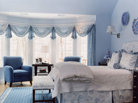 Bedroom curtains ideas Photo - 1